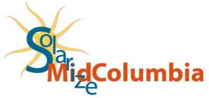 logo for Solarize Mid-Columbia