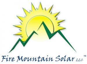 logo for Fire Mountain Solar