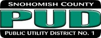 logo for Snohomish County PUD