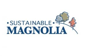logo for Sustainable Magnolia