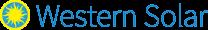 logo for Western Solar